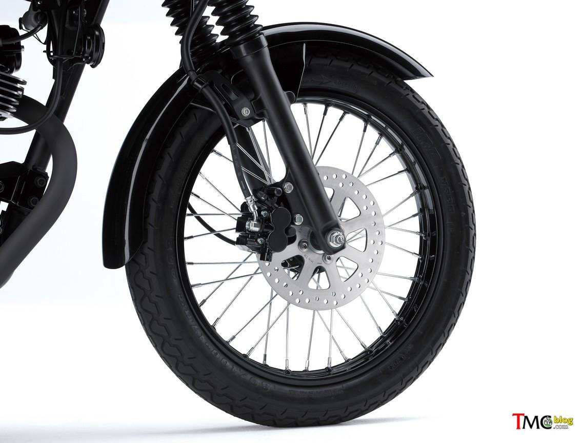 Apa Perbedaan New Kawasaki W175 Special Edition Dengan Standard Cb150 Verza Cash Wheel Macho Silver Salatiga Black Spoke Of My 2018 Metallic Spark Photo From Tmcblogcom